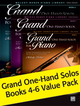 Grand One Hand Solos For Piano