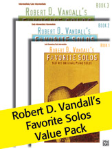 Robert D. Vandall's Favorite Solos