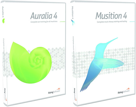 Auralia/Musition Bundle
