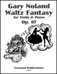 Waltz Fantasy Op. 87