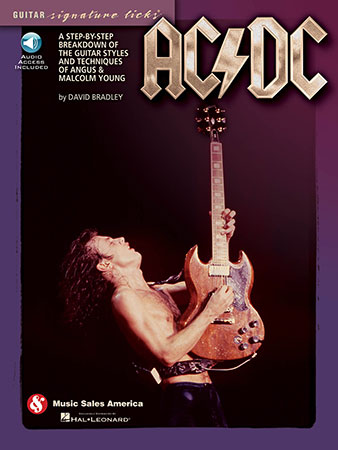 AC/DC Guitar Signature Licks