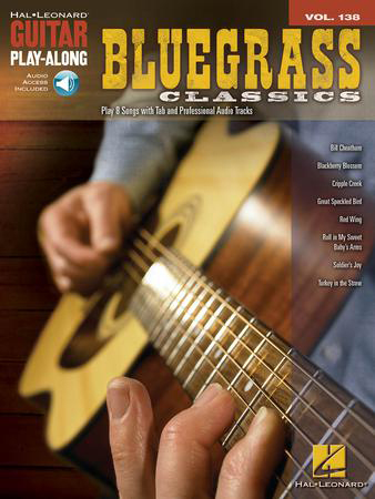 Guitar Play Along #138: Bluegrass Classics