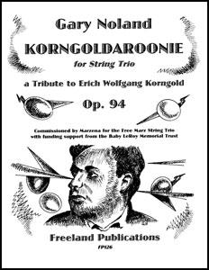 Korngoldaroonie, Op. 94