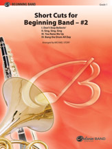Short Cuts for Beginning Band #2
