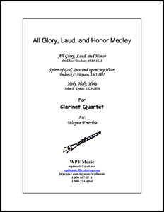 All Glory, Laud, and Honor Medley