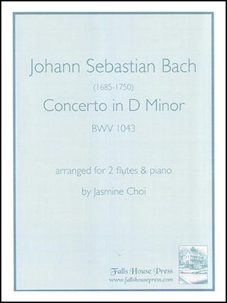 Concerto in D Minor BWV 1043