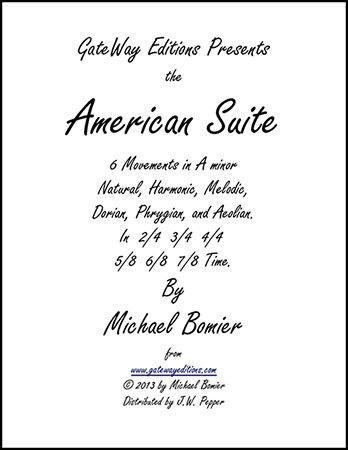 American Suite in A minor