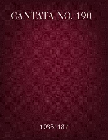 Cantata No. 190