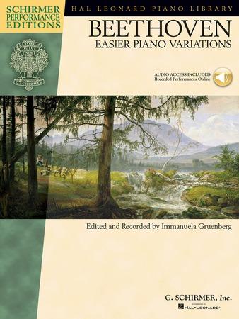 Easier Piano Variations
