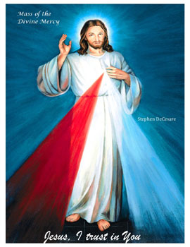 Mass of the Divine Mercy