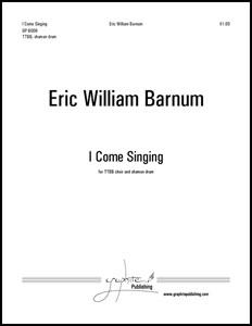 I Come Singing