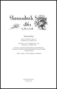Shenandoah Spring 1862
