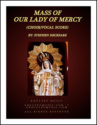 Mass of Our Lady of Mercy