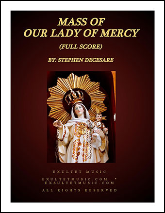 Mass for Our Lady of Mercy
