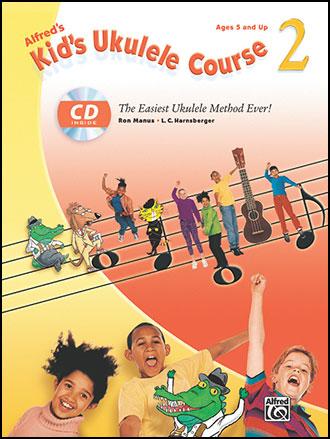 Alfred's Kid's Ukulele Course Thumbnail