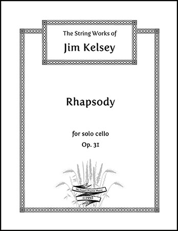 Rhapsody for Solo Cello, Op. 32