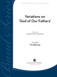 Variations on God of Our Fathers