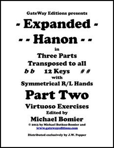 Expanded Hanon #2