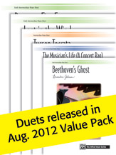 Alfred Duets Value Pack