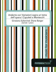 Andante con Variazioni sopra un tema dellopera I Capuleti e Montecchi