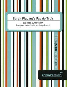 Baron Piquants Pas de Trois