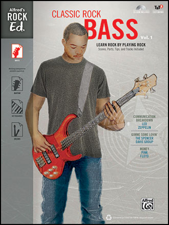 Alfred's Rock Ed.: Classic Rock Bass