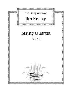 String Quartet, Op. 39