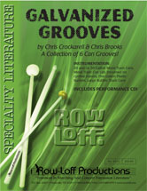 Galvanized Grooves