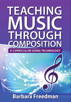 Teaching Music Through Composition classroom sheet music cover