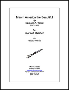 March America the Beautiful