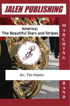 America: The Beautiful Stars and Stripes