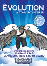 The Evolution of Tony Royster, Jr.