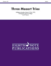Three Mozart Trios
