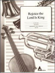 Rejoice the Lord Is King
