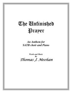 The Unfinished Prayer