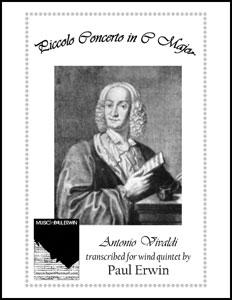 Piccolo Concerto in C Major