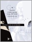 Concerto a 4 Violini concertati in G-dur, TWV 40:201