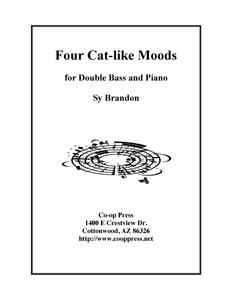 Four Cat-like Moods Thumbnail