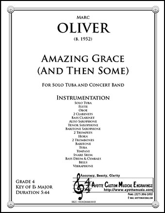 Amazing Grace (And Then Some)