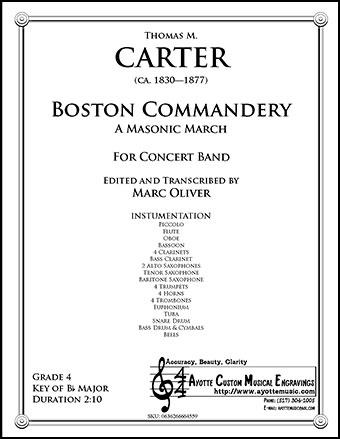 Boston Commandery