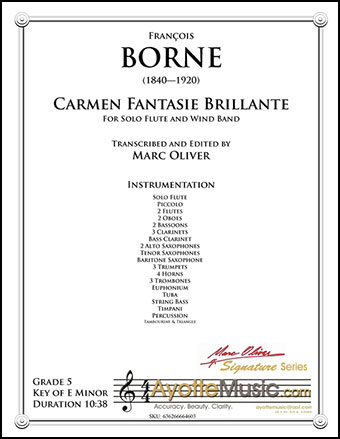 Carmen Fantasie Brilliante