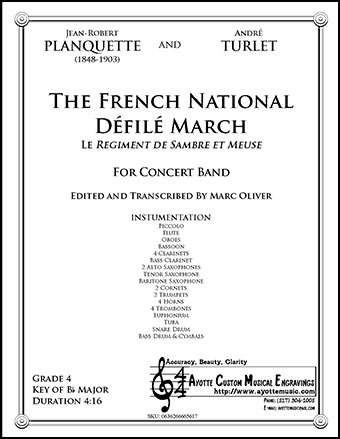 French National Defile March