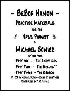 BeBop Hanon Part Two The Scales