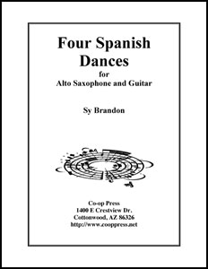 Four Spanish Dances Thumbnail