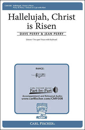 Hallelujah, Christ Is Risen!