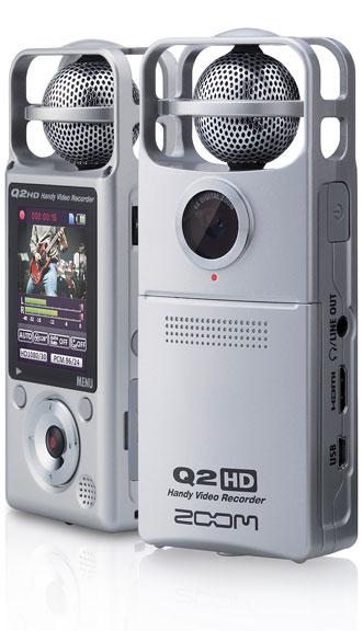 Q2HD Handy Video Recorder