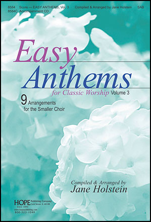 Easy Anthems #3
