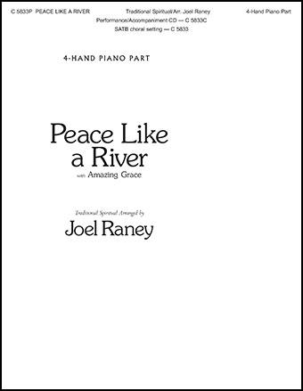 Peace Like a River Cover