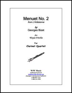Menuet No. 2 from L'Arlesienne