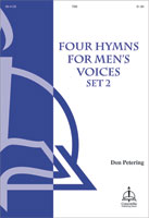 Four Hymns for Men's Voices #2